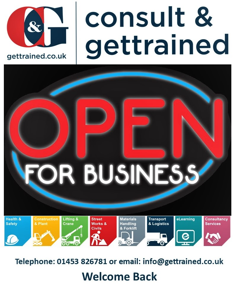 test Twitter Media - We're open for business and waiting to take your bookings. Call us to discuss your training needs.  01453826781 https://t.co/ZqlMuKjI3u