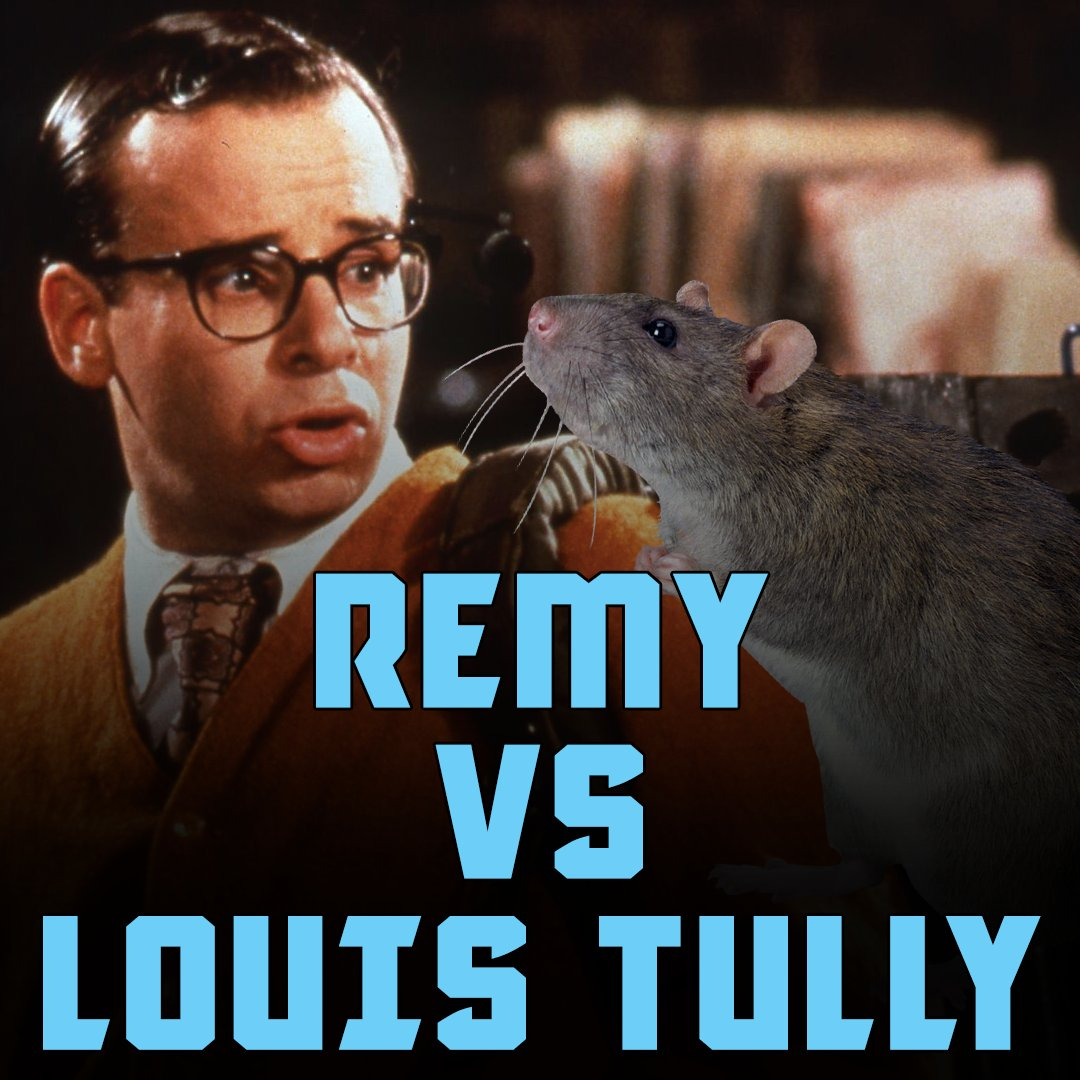 Today's March Madness Resurrection Matchup:  LOUIS TULLY  VS  REMY  #livelongandpizza #scifipizza #salemma #traditionalpizza #veganpizza #glutenfree #allthegluten #pizza #votewithyourmouth