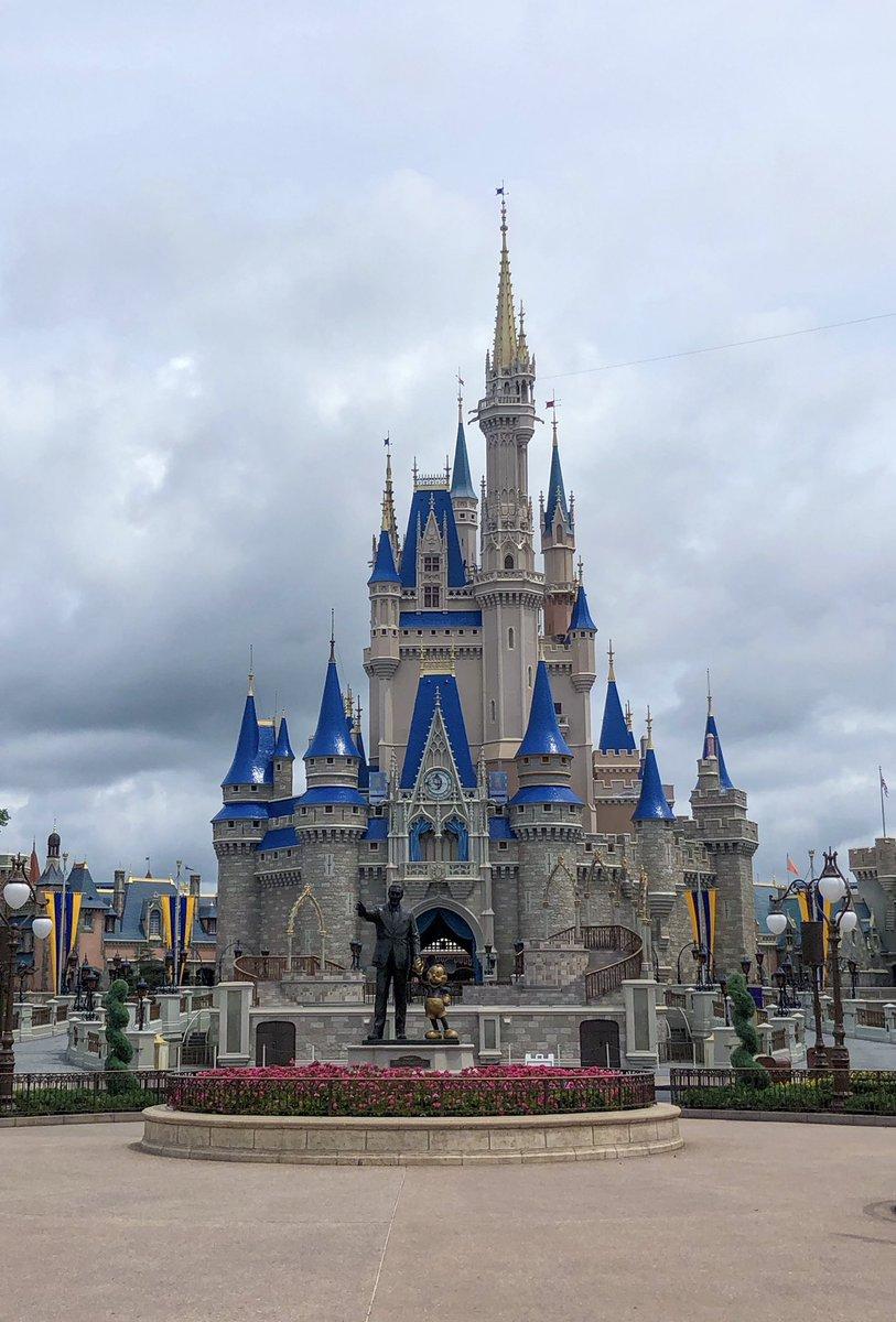 Walt Disney World will reopen Magic Kingdom + Disney's Animal Kingdom on July 11th. #waltdisneyworld #magickingdom https://t.co/WPO440U76h