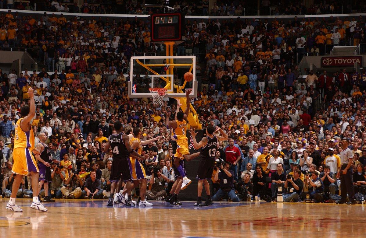 Tonight's @NBATV Popcast at 9pm/et ⏪ 2002 WCF Game 4: Robert Horry comes up big in the clutch https://t.co/ClpHtkXe7o