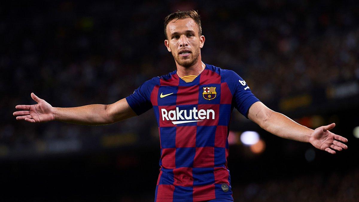 #LaLiga: Arthur no se mueve del Barcelona. #SomosFútbol #1120AM La Nota: https://t.co/NwQbEaskTt https://t.co/z0JXWpZjYV