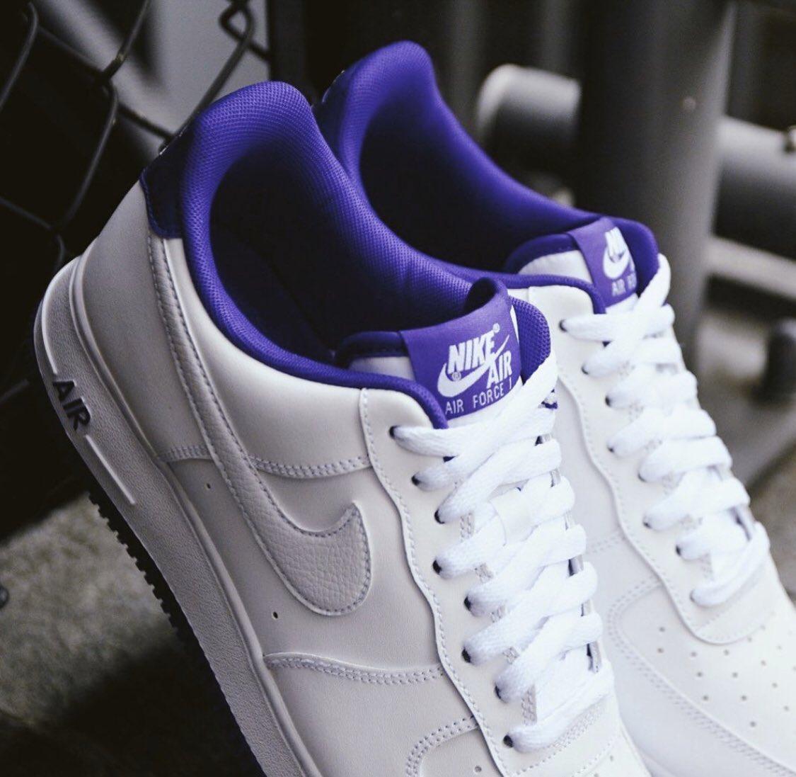 air force 1 voltage purple