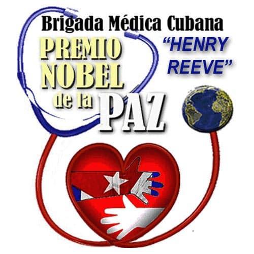 YO ME SUMO...  Premio Nobel para los Médicos cubanos.  #cuba #COVID19 #coronavirus https://t.co/nCfF9jEzBc