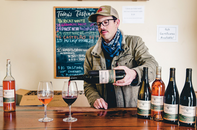 Interesting piece on how #California #winemakers are making approachable yet cellarable wines. #wine #winetasting #winedrinking #winelover #winemaking      https://bit.ly/2M4kB4Fpic.twitter.com/izlnfmou7G