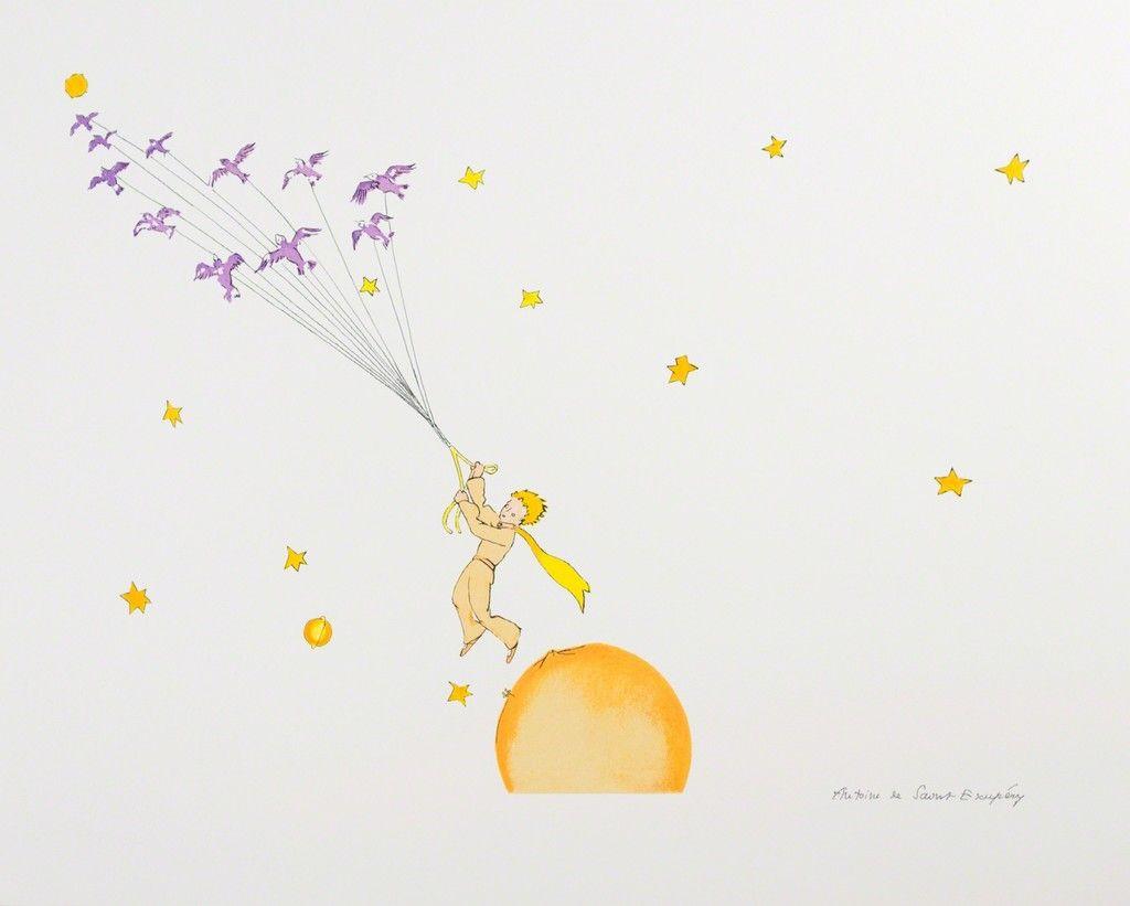 BTS FESTA 2020: Antoine de Saint-Exupéry, The Little Prince Flying Away, 2009  #2020BTSFESTA #BTS @BTS_twtpic.twitter.com/Zp8R6IUj6P