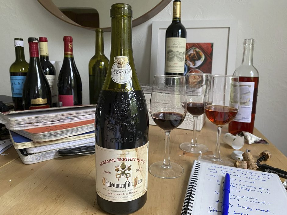 Wino tells the sad story of how he's drinking souvenir #wine from his 14th birthday due to the #pandemic. Dude, it's happening to all of us. #winetasting #winedrinking #winelover  https://wapo.st/2TGZZE0pic.twitter.com/BxeZ0btPof