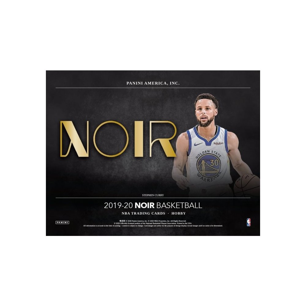 JOIN NOW: 2019-20 Panini Noir Basketball Hobby Box Group Breaks are happening in the #SteelCityBreakRoom!  Click here to see which Hobby Boxes and First Off The Line Hobby Boxes are breaking: https://bit.ly/3ekaapC  #TheHobby #WhoDoYouCollect #Collect #Noir #Cards #NBATwitterpic.twitter.com/YjtyIHwTJU