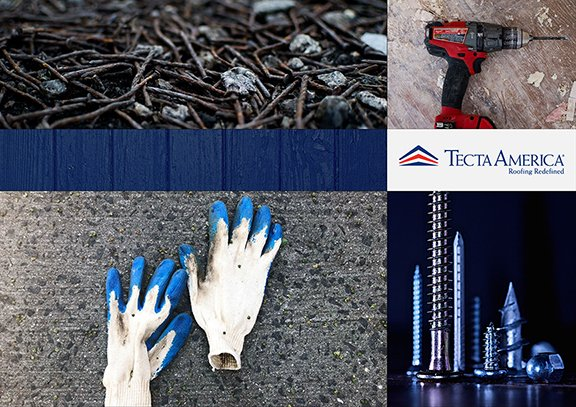After maintenance techs change belts and filters in rooftop heating, ventilation or AC units, be sure to check the area; we find damage to a #roofing system from dropped tools, leftover screws, dropped unit doors, etc. Tecta America New England 800-398-1380 or 800-287-0442 NY pic.twitter.com/zoeJyShZfn