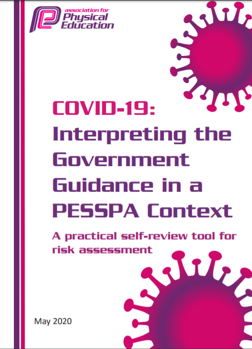 .@afPE_PE have produced a this document for #COVID__19 risk assessment to support the #PhysicalEducation, #SchoolSport and #PhysicalActivity (education based) workforce. Take a look: https://bit.ly/2XA5YePpic.twitter.com/xhb1Qa9Di9
