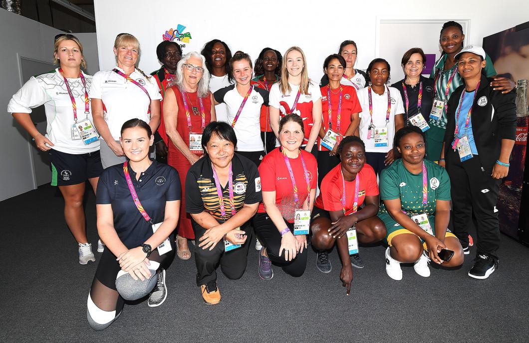 Alumni of the CGF's inaugural Women's Coaching Internship Programme reflect on a historic Gold Coast 2018 Commonwealth Games…  https://t.co/xJMhfyY5mQ https://t.co/WQHKxc1lDs