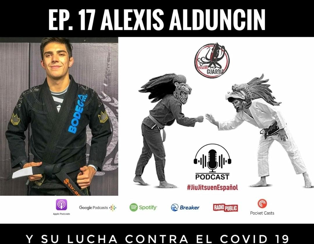 Podcast ep. 17 🎙️ Platicamos con Alexis Alduncin, un joven altleta cinturón negro de BJJ, que nos cuenta sobre su adversario más fuerte, el covid 19. ⬇️⬇️⬇️ https://t.co/TKJxxfEPl2 . #pasandoguardia #bjj #jiujitsu #grappling #brazilianjiujitsu #jiujitsuenespañol https://t.co/atyCh8eHHU