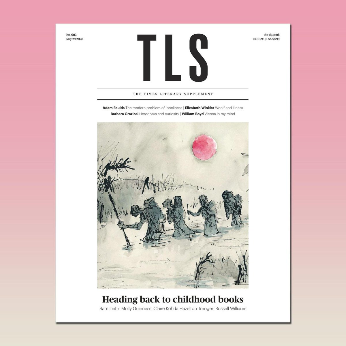 This week's TLS is available online now: the-tls.co.uk/issues/current…