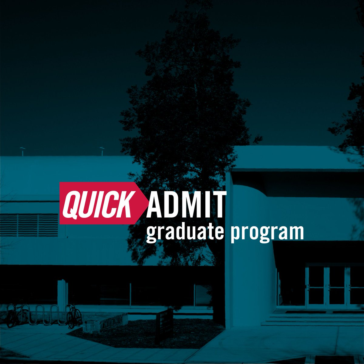 College grads are entering one of the most uncertain job markets in recent memory. Now, obtaining a graduate degree is easier than ever. See the full details about our Quick Admit program on our website. #covid19 #ugagrad #uga20 #classof2020 https://t.co/0SSBKrR3Qn https://t.co/cKyACZT6RK