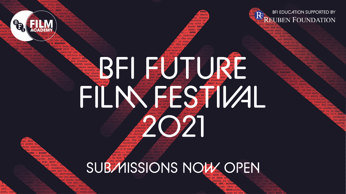 Submit your short films to BFI Future Film Festival 2021! We are looking for films 10 minutes or under from filmmakers aged 16 - 25. Up to £15,000 worth of prizes up for grabs! Submit via https://t.co/tfQQxWkAEe  #shortfilm #festival #Filmmaking https://t.co/tlyB189zXz