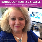 Image for the Tweet beginning: #BonusContent @PassionsProj Rita Reimers &