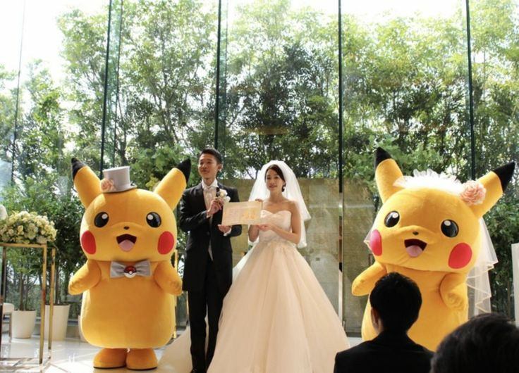 If we aren't having a Pokemon themed wedding then I don't want it <br>http://pic.twitter.com/9NKPUrR6X2