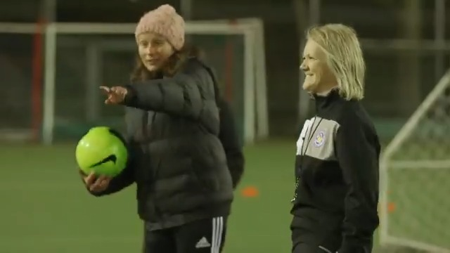 Coaching in the women's and girls' game is a community in every sense of the word In 2017 we set out The Gameplan for Growth, and committed to increase the number and diversity of women coaching our game at all levels of English football. Find out how we got there 👇