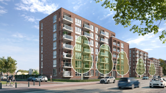 Oplevering 141 woningen Dedemsvaartweg eind 2020 https://t.co/PAqrDI2ICV https://t.co/WGS3FNqSqP