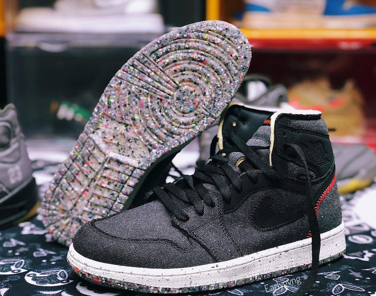 "JustFreshKicks ar Twitter: ""Air Jordan 1 High Zoom"