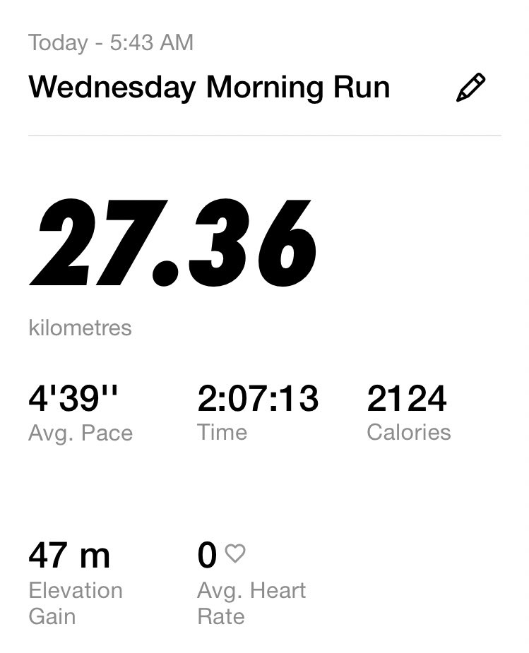 Ran a half marathon this morning and my legs actually feel perfect good.. what is this?! #Halfmarathon #Running<br>http://pic.twitter.com/uXoLG2qCI6
