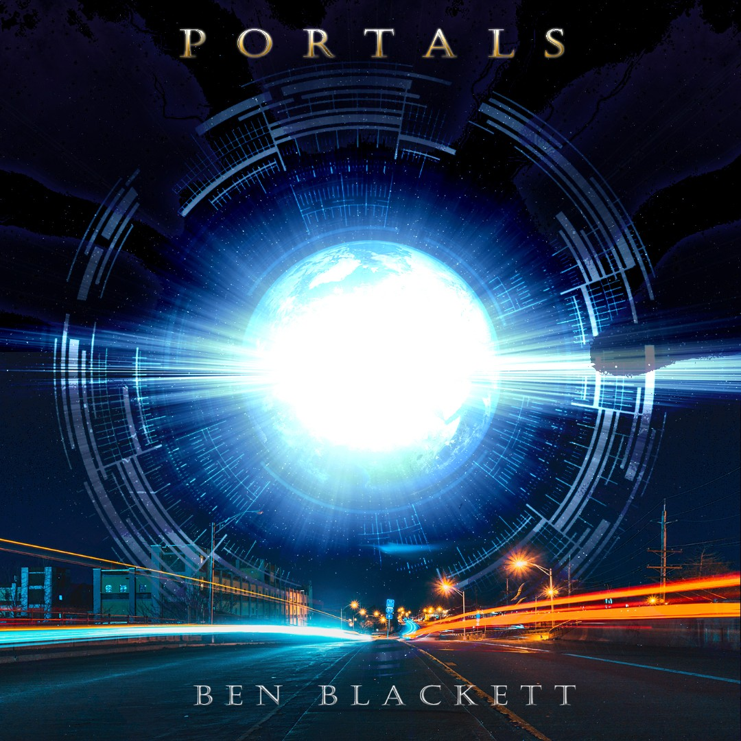 "This Friday... open your mind to new ""Portals"" - the captivating electronic album from Ben Blackett & Heart Dance Records!  https://album.link/i/1503099683   #PreSave on the platform of your choice!  #BlackettMusic #HeartDanceRecords #NewMusic #Ambient #Chill #RelaxingMusicpic.twitter.com/3Pui2xubLv"