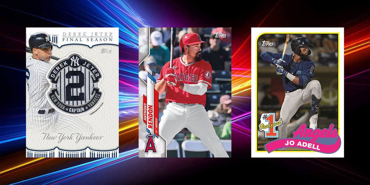 2020 Topps Update Series Baseball Cards Look to the Past and Future dlvr.it/RXSfBs