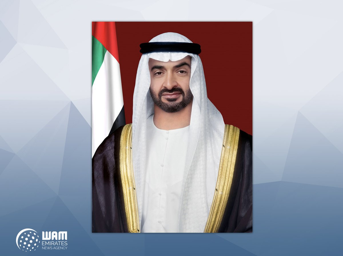 #MohamedBinZayed establishes the board of the Advanced Technology Research Council #WamNews  https://wam.ae/en/details/1395302844866…pic.twitter.com/8WSXvzK67t