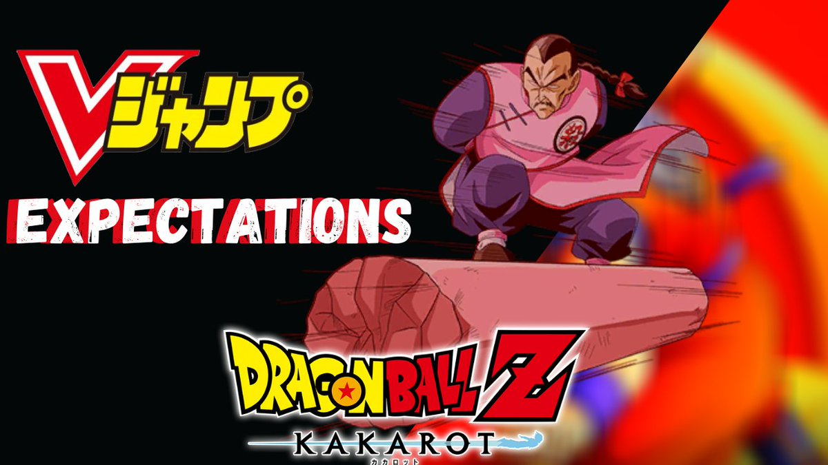 No BIG NEWS no UPDATE just trait facts and real expectations here https://youtu.be/TFeo2eC-ztg  #dbzkakarot #DragonBallZKakarotpic.twitter.com/L3XHfC0TlQ