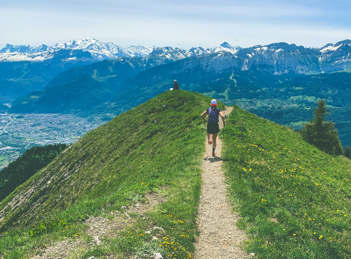 """""""After a day's walk, everything has twice its usual value."""" - G.M. Trevelyan  A beautiful quote that really exhibits the power of #hiking and getting outside for a nice walk. pic.twitter.com/21KV368o9B"""