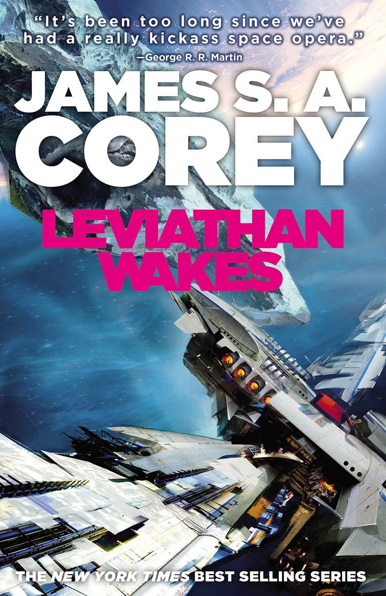 Just finished this last night. Didn't know it had anything to do with The Expanse (which I've never seen). A worthy start to what seems likely to be an excellent series. Not exactly a quick read, but worth the time. 👍