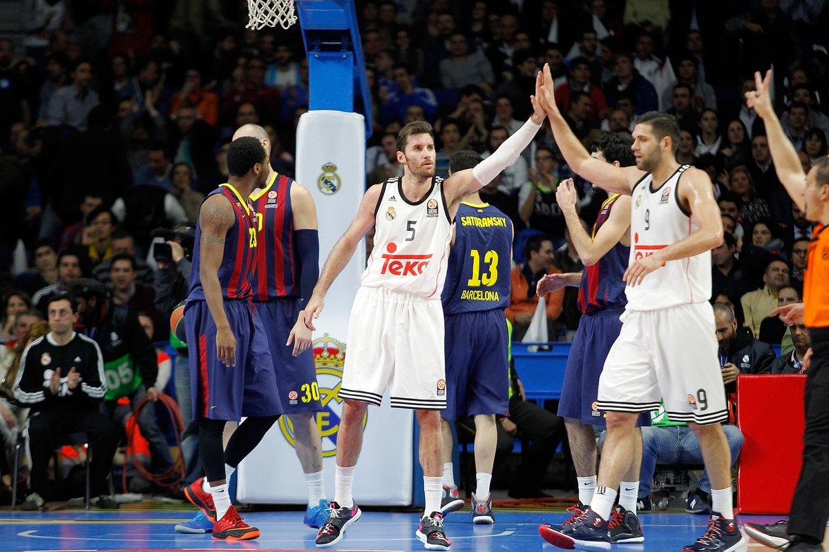 🔥 @rudy5fernandez y la historia de un ¡¡38!! de valoración 🏀 Un Clásico y uno de los días más señalados de su carrera en Euroliga 🎥 Este jueves, vivimos ese Real Madrid - Barcelona de 2015 (19h) con @LaloAlzueta y @PitiHurtado 🎙️