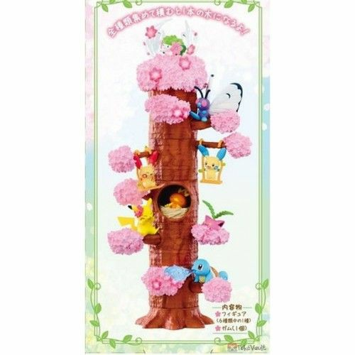 This stackable Pokemon cherry blossom tree is *chefs kiss* <br>http://pic.twitter.com/U9rUXyWunQ