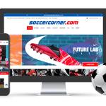 Image for the Tweet beginning: ⚽Angelo's Soccer Corner - Reopening