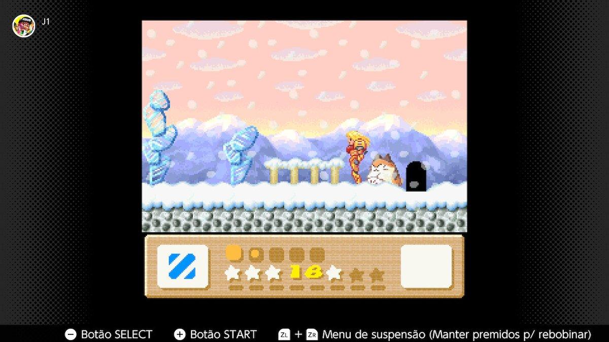 É nóis Samu #SuperNES #NintendoSwitchOnline #NintendoSwitch