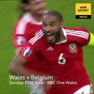 🙌 You voted Wales v Belgium (2016) as the Euros Game of the Century! 🏴 Next month youll be able to watch that and all of Wales Euro 2016 matches on the BBC!