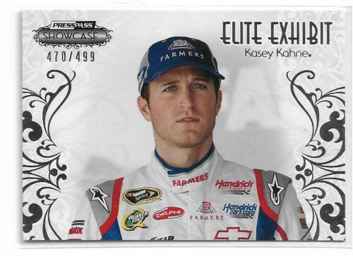 Today in #NASCAR History (5/27/12) Kasey Kahne won the 2012 Coca-Cola 600 race at Charlotte Motor Speedway, Concord, NC | Trading Card: 2012 Press Pass Showcase #40 #thehobby #TradingCards #whodoyoucollectpic.twitter.com/BspB2vDSsv