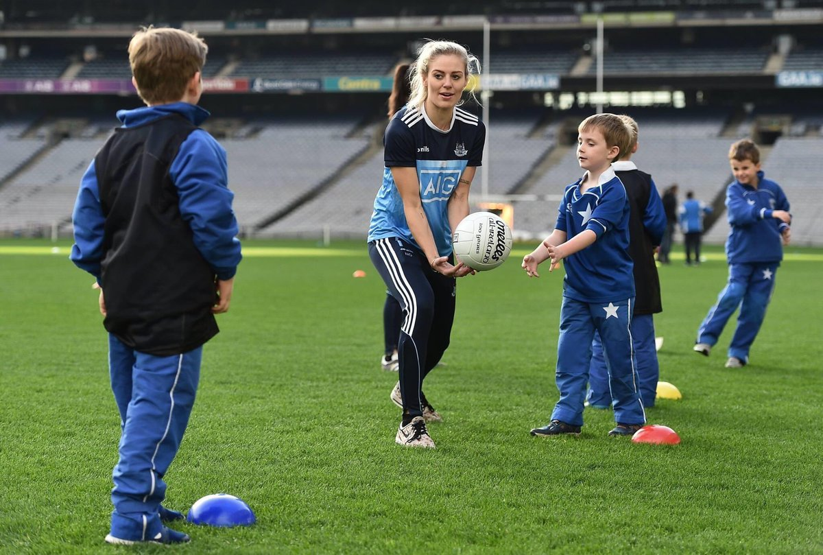 Gaelic Games coaching survey The biggest ever coaching survey conducted in Irish sport will see the LGFA, Camogie & GAA join forces to help shape the future development of Gaelic Games For more info & access to survey click link 👉🏻 bit.ly/3gla7vD