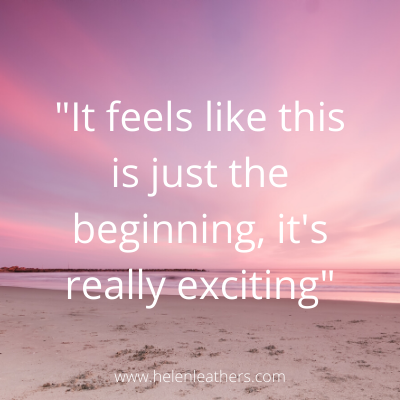 """When we get to the end of our coaching and it ends like this... """"It feels like this is just the beginning"""" Wonderful!  Such transformation even with lockdown.  We've explored energy, boundaries, future plans, connecting with intuition & working with female archetypes.  #coaching pic.twitter.com/R6foC41l3z"""