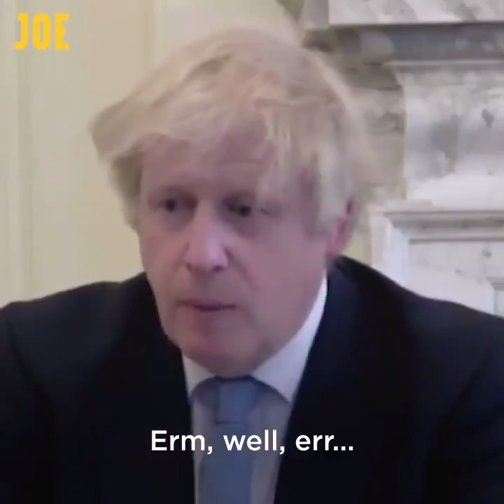 Watch Boris Johnson squirm when asked about female representation in coronavirus decision making by one of his own MPs.