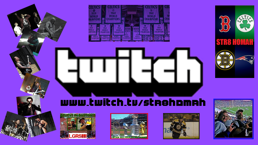 *NEW TIME* *2pm EST(GMT-5)* It's #HumpDay & we're going to be #StreamingLive on the @STR8Homah @Twitch Channel. Playing some #Poker , listening to some #Music & talking about #SportsNews . Come say hello & #Follow us on #Twitch Here: https://www.twitch.tv/str8homahpic.twitter.com/sHh6zv5LBU