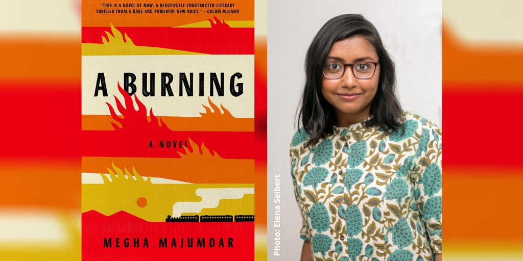 Booksellers across America have chosen A BURNING by @MeghaMaj as the no. 1 pick for the June 2020 #IndieNextList. 🔥 Majumdar's debut follows three characters whose lives become intertwined in ways they never imagined. An interview with the author in BTW: https://t.co/YcXiHy9dO0 https://t.co/a52G0PP1CK