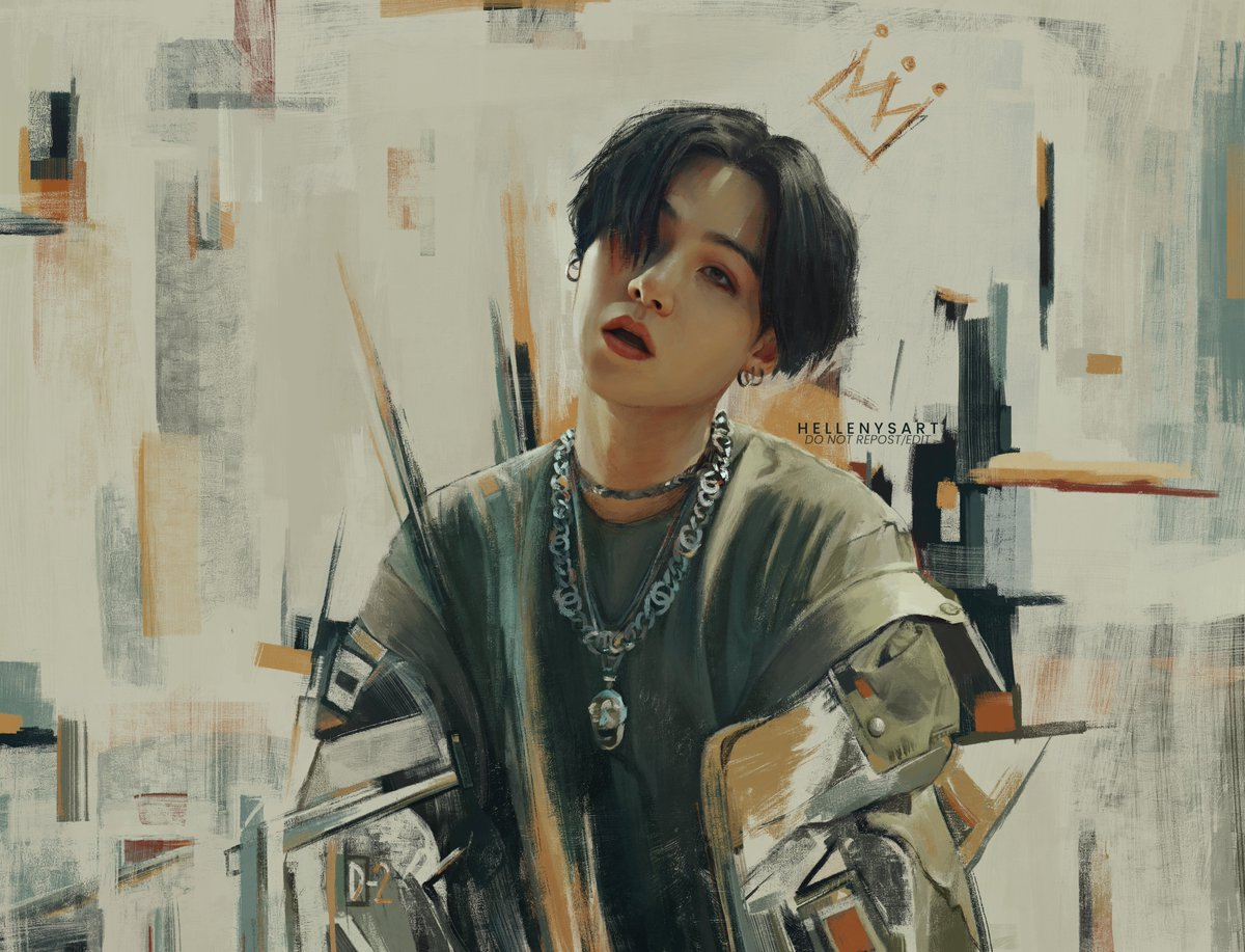 he's the king, he's the boss  #AgustD #MinYoongi #yoongifanart #BTS #btsfanart #D2 #digitalartpic.twitter.com/opWoTsI5xK