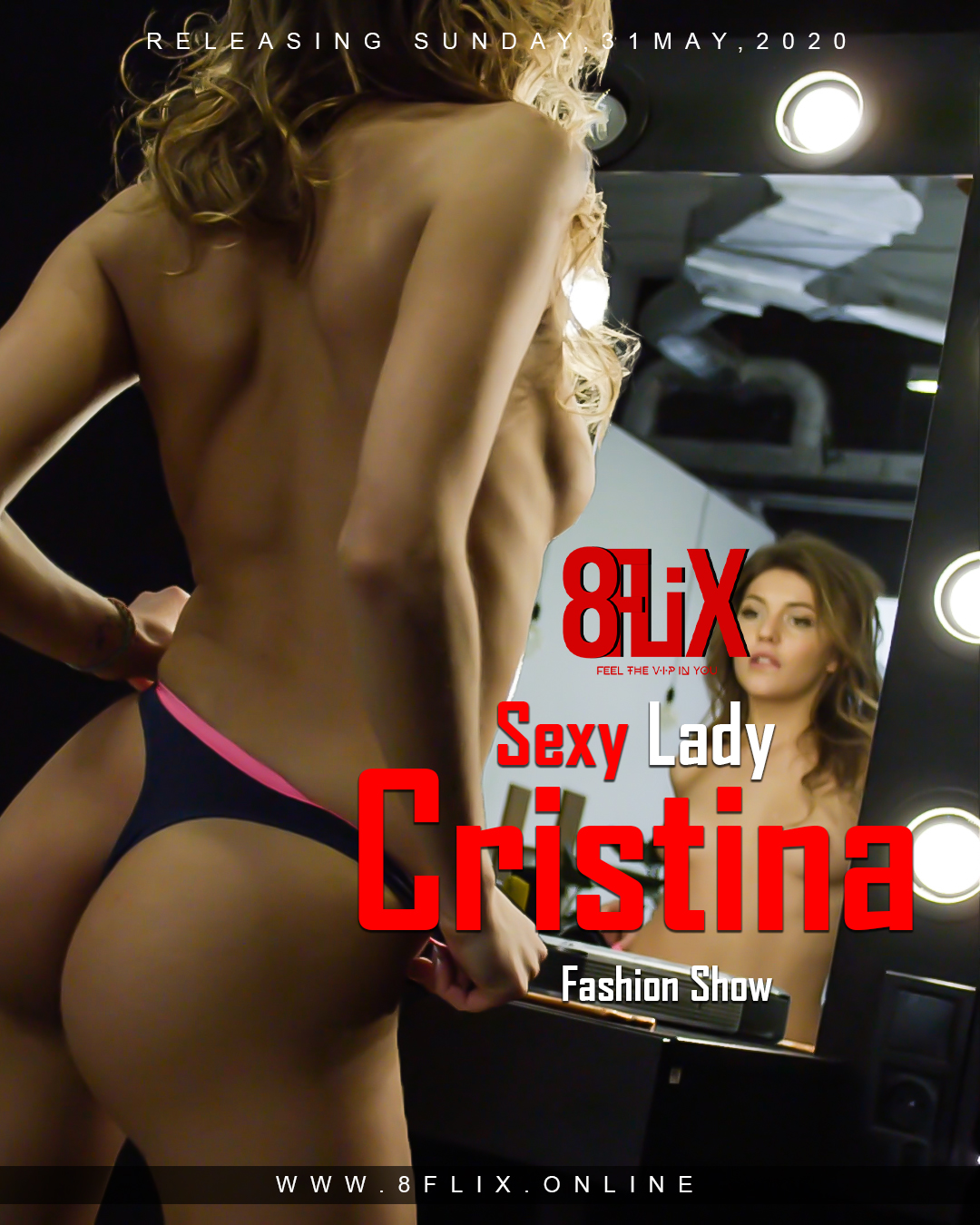 [18+] Sexy Lady Cristina (2021) WEB-DL 720p [Short Film] | EightShots