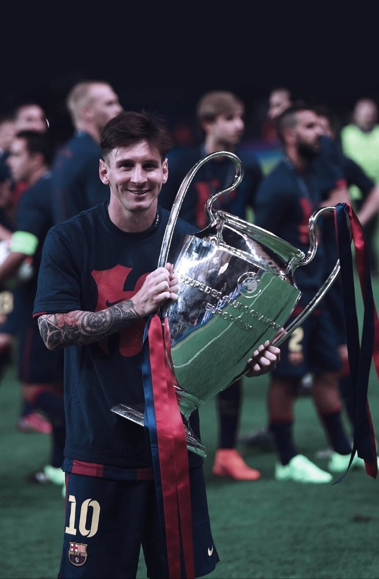 Messi vs Leverkusen - The Best CL RO16 performance ever Messi vs Arsenal 2010 - The Best CL QF performance ever Messi vs Bayern 2015 - The Best CL SF performance ever Messi vs Man Utd 2011 - Best CL Final performance ever  The Best Champions league player of all time - Leo Messi <br>http://pic.twitter.com/60QfSg2lPq