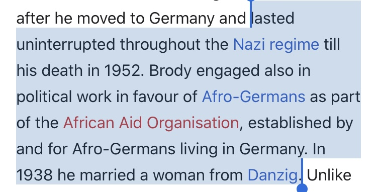 Afro-German wrestler/actor, Louis Brody, in the Third Reich. see below for Brody being on the **NATIONAL** wrestling team? WTF?!?! pic.twitter.com/YVz9K2pgwH