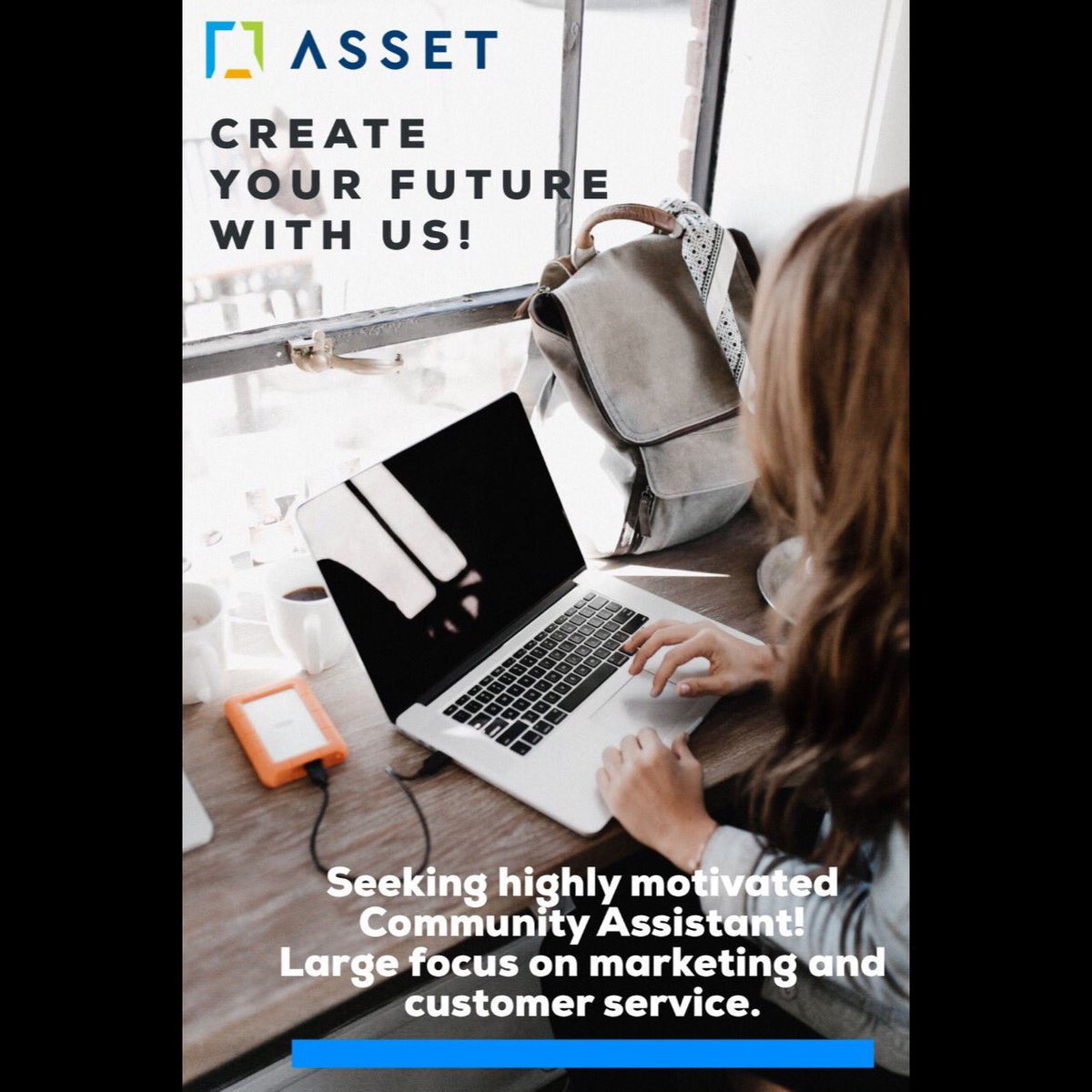 We're hiring Come join our amazing team Email your resume to susie.gamble@assetliving.com pic.twitter.com/0YH099wCly