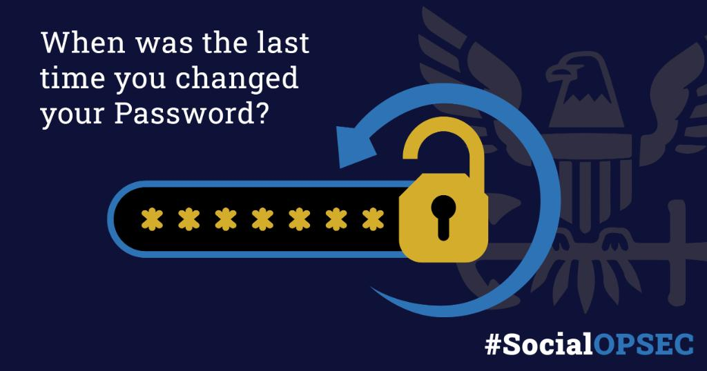 Make sure you are staying safe while on social media. Just a few small steps can help keep your accounts protected. #SocialOpsec Resources: navy.mil/ah_online/opse…