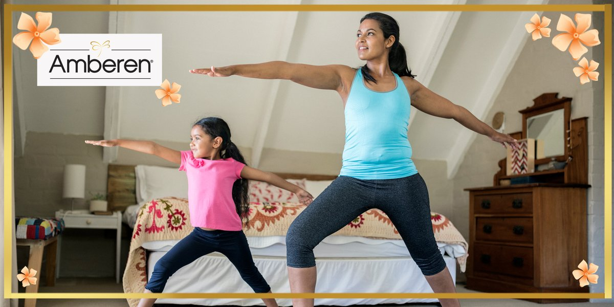 #WednesdayWellness Tip: Exercise isn't just good for your #menopause & body but it's also good for the kids! Schedule PT time like in-home yoga. Teaching healthy exercise habits to children while they're young is essential & also helps them release all that youthful energy! https://t.co/DtBvXEa1gl
