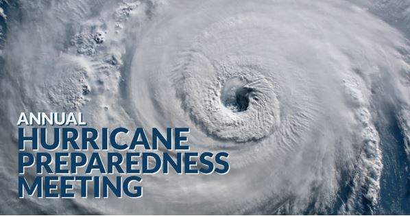 Hurricane season is approaching and it's important to be prepared. Join @TampasDowntown for their virtual Hurricane Preparedness Meeting featuring @ABCActionNews Chief Meteorologist @DenisPhillips28 on June 3rd via Zoom! Register: https://t.co/fmns7z5GxX https://t.co/YqbqI2nvFW