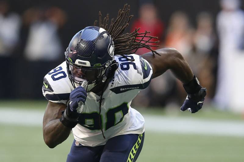 Sources say the #Saints are indeed interested in #Seahawks DE Jadeveon Clowney. Both sides are rumored to be seeking a one year deal.